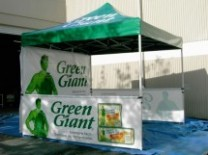 Ez Up Pop Up Advertising Tents | Colorado Ad Balloons
