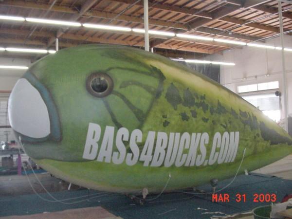 Fish Blimp