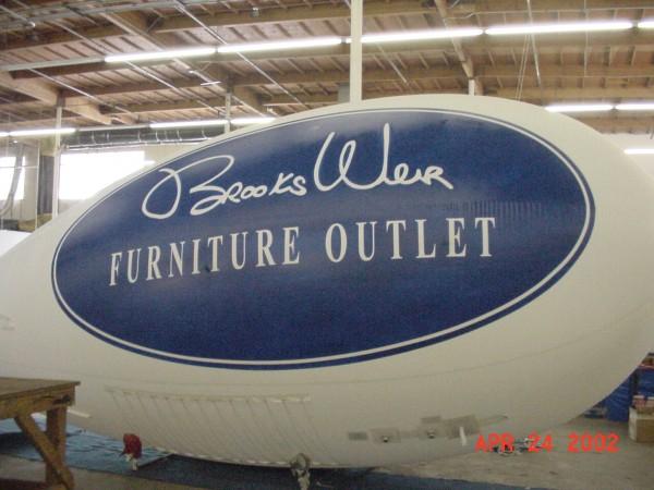 Furniture Blimp