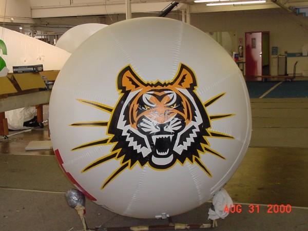 Spheres for Advertising