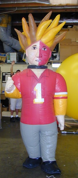 Costume Inflatable