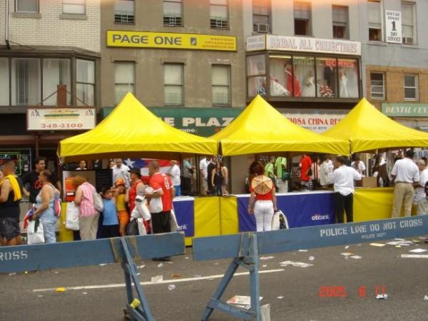 Flee Market Tent