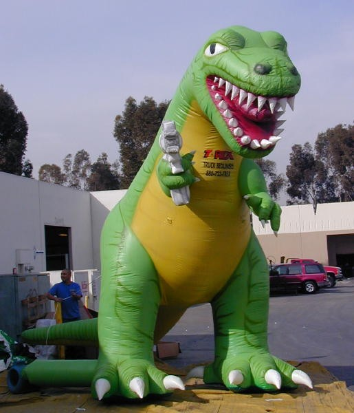 Cold Air Animal Inflatables