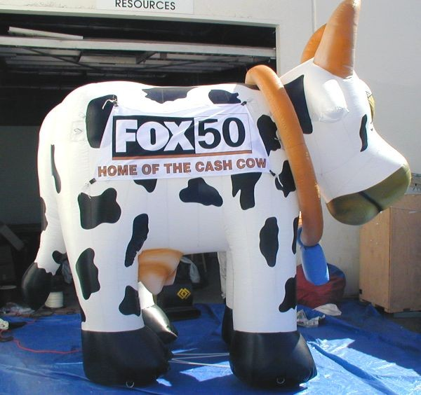 Animal Advertising Inflatables