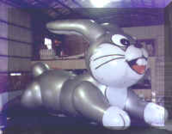 Rabbit Inflatable