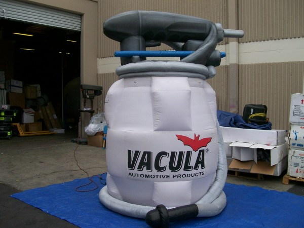 Product Replica Oil Vacuum Inflatable