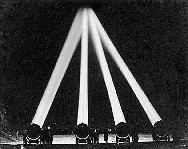 Giant Search Lights