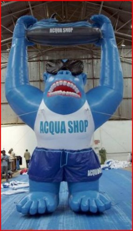20ft Gorilla Inflatable