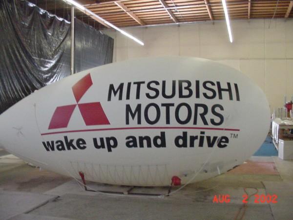 Auto Dealers Love Blimps!